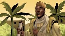 Schlagworte/ Titel: African Roots | Afonso I ++++++++++ Es handelt sich um Zeichnungen, die für uns erstellt und im Videoschnitt bearbeitet wurden. Daher gibt es keine Orts- und Zeitangaben. Die Copyrights (Comic Republic/DW) bitte nicht in den Bildern ausprägen! Schlagworte sollten jeweils lauten African Roots und der Name der historischen Figur