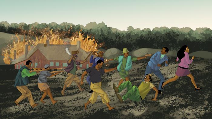 African Roots | Dedan Kimathi 7