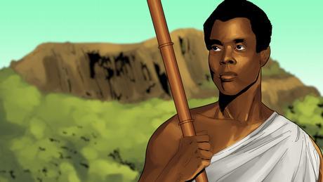African Roots | Sengbe Pieh 1 | Porträt