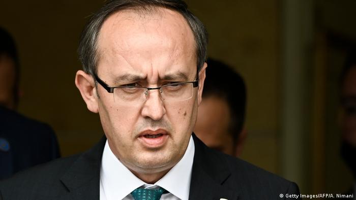 Премьер Республики Косово Авдулла Хоти