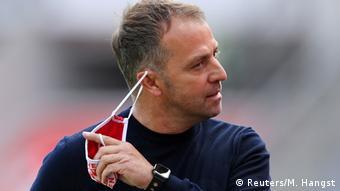 Hansi Flick, entraineur du Bayern Munich