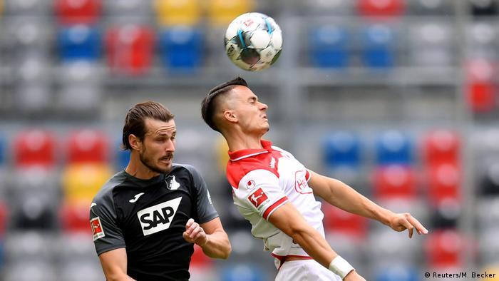Deutschland Bundesliga - Fortuna Düsseldorf v TSG 1899 Hoffenheim (Reuters/M. Becker)