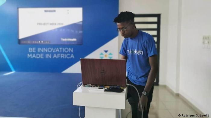 Des initiatives jeunes pour améliorer les services de santé se mettent en place sur le continent