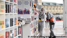 Russland: Buchfestival in Moskau