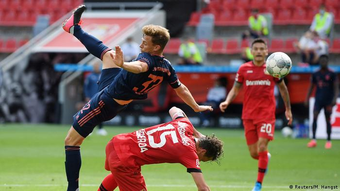 Bayer Leverkusen - FC Bayern München (Reuters/M. Hangst)