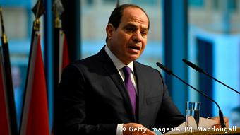 Ägypten: Präsident Abdel Fattah al-Sisi