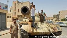 Libyen-Ägypten-Waffenruhe