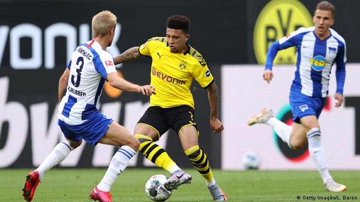 Jadon Sancho needed time to develop, but does he also see Dortmund as a step rather than the big move?