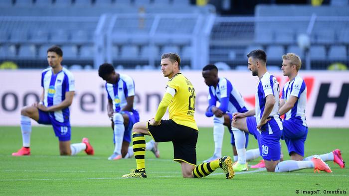Bundesliga - Borussia Dortmund v Hertha BSC (Imago/T. Groothuis)