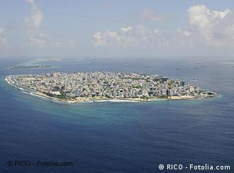 Male, die Hauptstadt der Malediven (Foto: RICO - fotolia.com)
