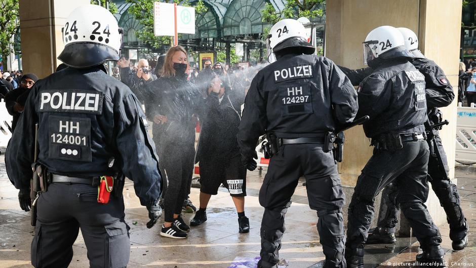 Sa raciste është policia gjermane