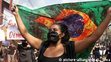 Brasilien Proteste in Manaus