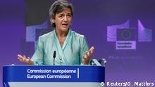 EU Kommissarin Exekutiv-Vizepräsidentin Margrethe Vestager | Digital Services