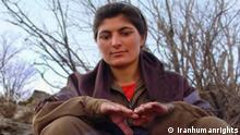 Iran Politische Gefangene Zeynab Jalalian