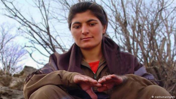 زینب جلالیان، زندانی کرد محکوم به حبس ابد