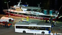 Malta lässt nach Protesten 400 Migranten in den Hafen
