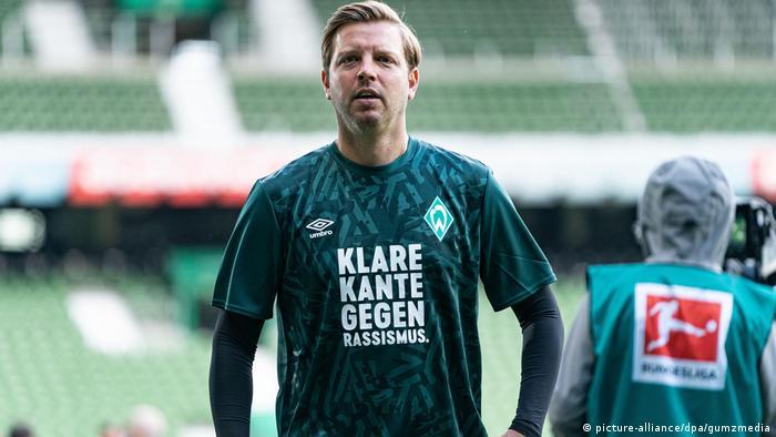 Deutschland Bremen | 1. Bundesliga | SV Werder Bremen gegen VFL Wolfsburg (picture-alliance/dpa/gumzmedia)