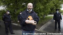 Russland I Journalist Ilja Asar I Ilya Azar