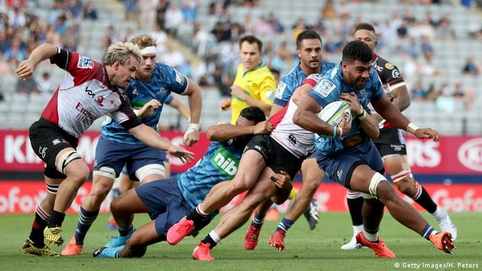 Neuseeland Coronavirus Rugby (Getty Images/H. Peters)