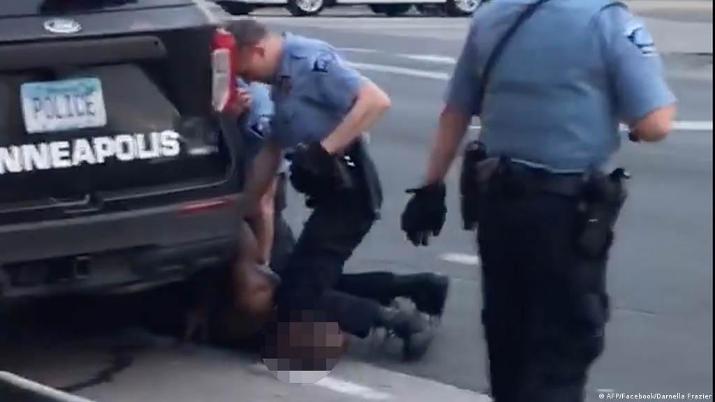 Fianza de un millón de dólares para policía acusado de matar a George Floyd  | El Mundo | DW | 08.06.2020