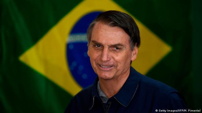Jair Bolsonaro (Getty Images/AFP/M. Pimentel)