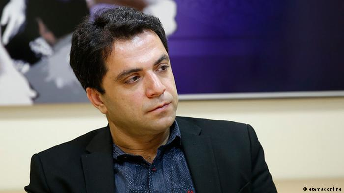 Iran Ali Mojtahedzadeh Porträt (etemadonline)
