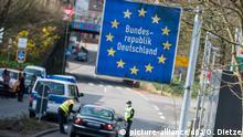Grenze Frankreich Deutschland