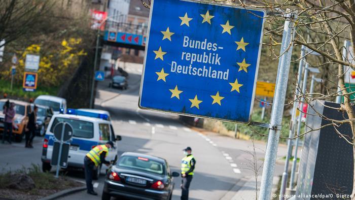 Німеччина скасувала запроваджений через COVID-19 прикордонний контроль