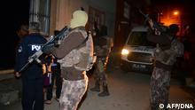 Symbolbild Türkei Polizei Festnahmen
