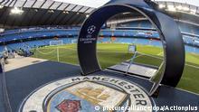 Großbritannien Fußball |Manchester City |Etihad Stadium