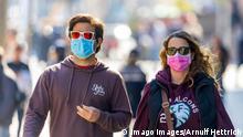 Coronavirus Schutzwirkung von Masken