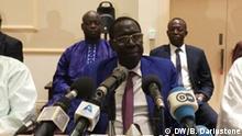 Tschad | Kodi Mahamat - Vorsitzender der Unabhängigen Nationalen Wahlkommission