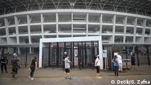 Coronavirus | Indonesien Jakarta Lockdown