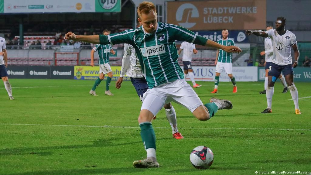 Depression In Football Vfb Lubeck S Dennis Hoins Ends Career Aged 27 Sports German Football And Major International Sports News Dw 08 06 2020