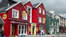 Irland Hafenstadt Dingle