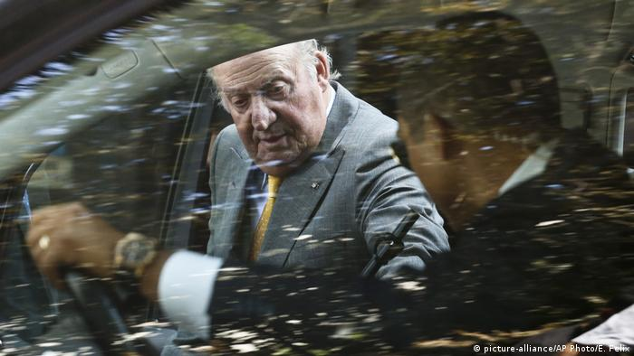 Juan Carlos I. ehemaliger König von Spanien