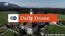 Daily Drone - Wieskirche Steingarden