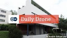 Daily Drone - Le Corbusier