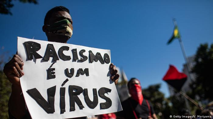 Brazil, Sao Paolo: Protest & Demonstration