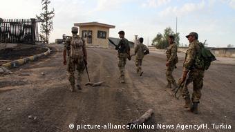 Λιβύη Στρατιώτες της μεταβατικής κυβέρνησης