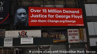 USA Black Lives Matter Protest in New York