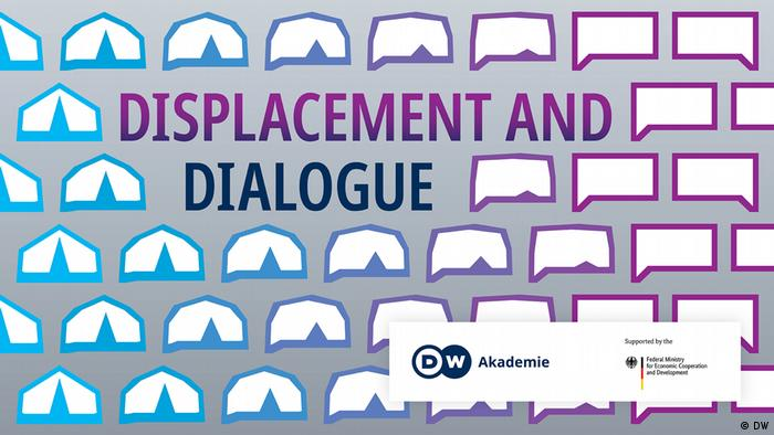 DW Akademie conference displacement and dialogue (DW)