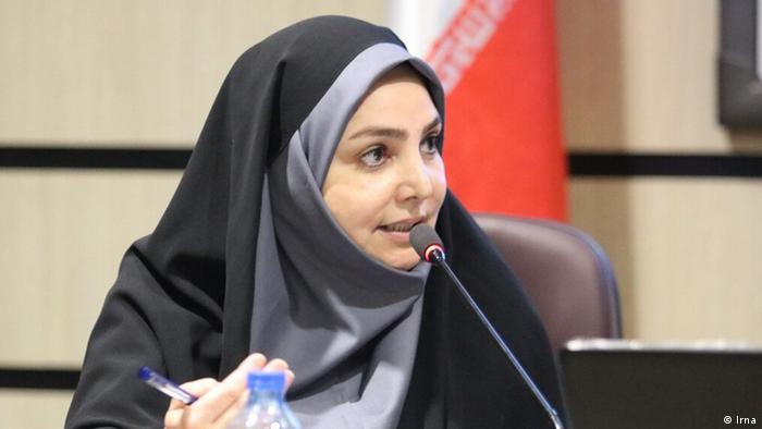 Iran Sima Sadat Lari Gesundheitsministerium