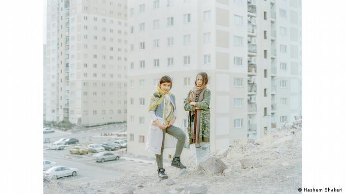 12-летние девочки в Иране