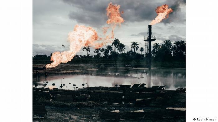 Экологическая катастрофа на реке Нигер