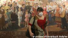 Moskau Russland Lockerungen Coronavirus