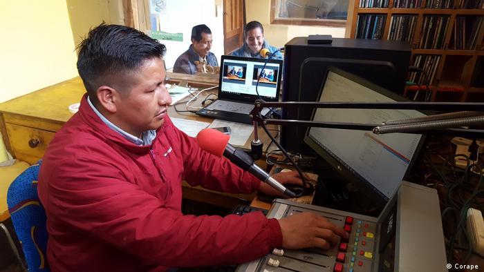 Ecuador Radio Broadcasting Corape