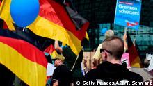 Deutschland Rassismus | Protest für die Zukunft Deutschlands