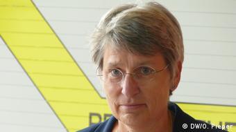 Deutschland Coronaausbruch in Göttingen Petra Broistedt Stadträtin