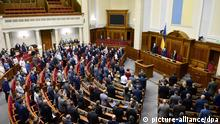Ukraine Parlament Kiew